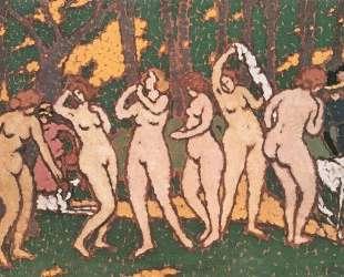 Nudes in the park — Йожеф Рипль-Ронаи