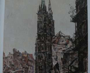 Нюрнберг. Собор Св. Лоренца. — Кукрыниксы