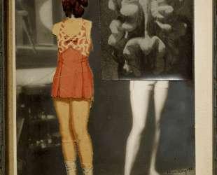 Nut Girls (Les Filles des Noix) — Ман Рэй