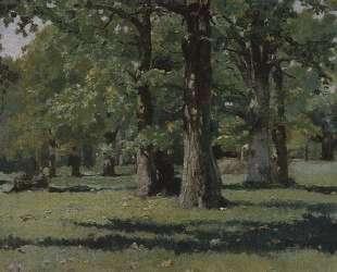 Oak Grove at Abramtsevo — Виктор Васнецов