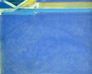 Ocean Park No. 129 — Ричард Дибенкорн