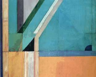 Ocean Park No. 40 — Ричард Дибенкорн