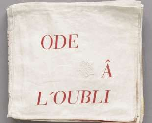 Ода забытому — Луиза Буржуа