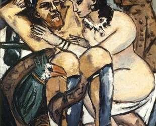 Odysseus and Calypso — Макс Бекман
