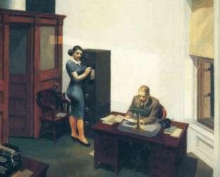 Office at Night — Эдвард Хоппер