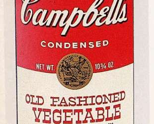 Old Fashioned Vegetable — Энди Уорхол