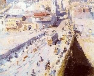 Старая Москва — Константин Коровин