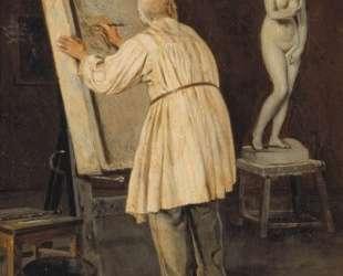 Старый художник — Михаил Нестеров