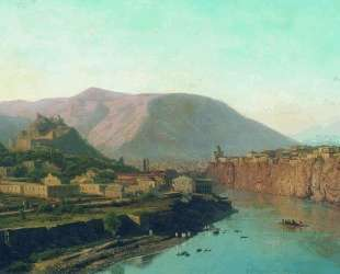 Old Tbilisi — Лев Лагорио