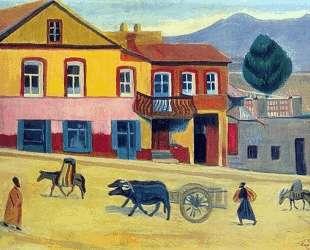 Old Tbilisi — Мартирос Сарьян