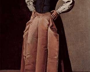 Old Woman — Жорж де Латур
