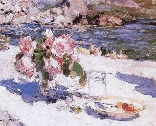 На берегу моря — Константин Коровин