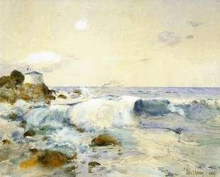 On the Brittany Coast — Чайльд Гассам