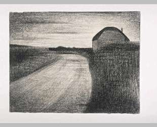 На дороге — Жорж Сёра