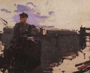 В дороге — Константин Коровин