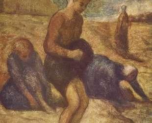 На берегу — Оноре Домье