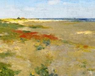On the Suffolk Coast — Уиллард Меткалф