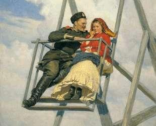 On the swing — Николай Ярошенко