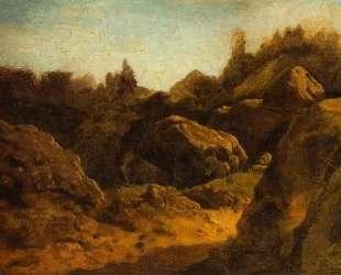On Valaam. Rocks — Фёдор Васильев