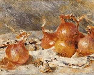 Onions — Пьер Огюст Ренуар