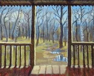 Open Window — Константин Юон