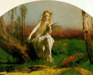 Ophelia — Артур Хьюз
