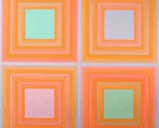 Orange Squared — Ричард Анушкевич