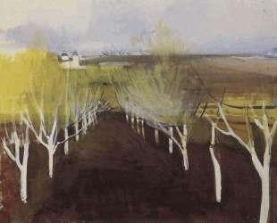 Фруктовый сад — Зинаида Серебрякова