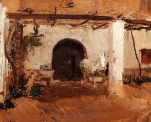 Orchard House, Valencia (study) — Хоакин Соролья