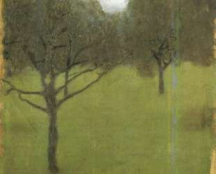 Orchard — Густав Климт