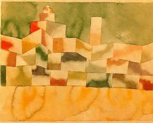 Oriental Architecture — Пауль Клее