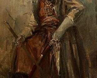 Oriental warrior — Николаос Гизис