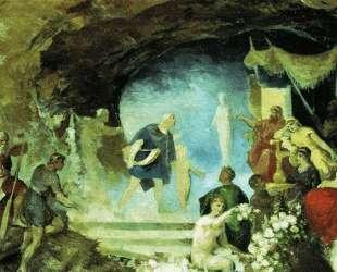 Orpheus in the Underworld — Генрих Семирадский