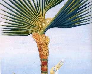 Palm Tree and Bird — Джозеф Стелла