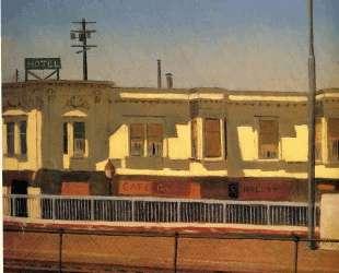 Palo Alto Circle — Ричард Дибенкорн