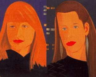 Pamela and Sylvie — Алекс Кац