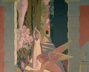 Panel 4. The Vengeance of Venus — Морис Дени
