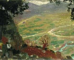 Panorama of Cassis — Морис Дени
