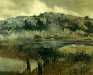 Paradise Rocks, Newport — Джон Генри Твахтман (Tуоктмен)