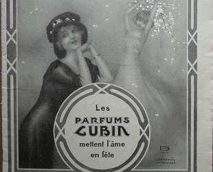 Parfums Cubin — Рафаэль Кирхнер