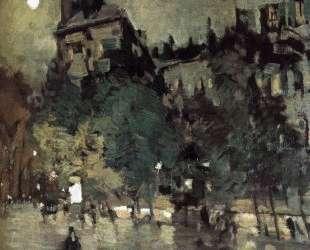 Париж после дождя — Константин Коровин