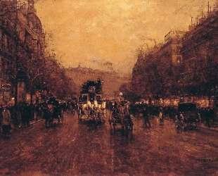 Paris Evening — Эдуард Кортес