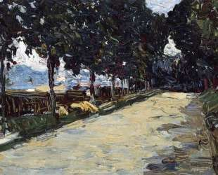 Парк в Сен-Клу — Василий Кандинский