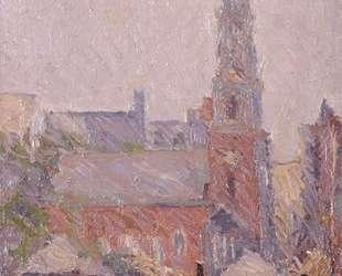 Церковь на Парк-стриит — Аршил Горки