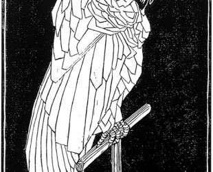 Parrot — Мауриц Корнелис Эшер
