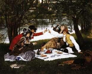 Partie Carree — Джеймс Тиссо