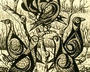 Partridges — Рафаэль Забалета