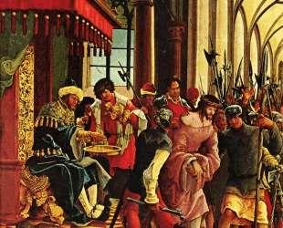 Страсти Христовы. Пилат умывает руки перед народом — Альбрехт Альтдорфер