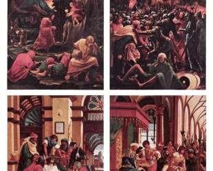 Страсти Христовы — Альбрехт Альтдорфер
