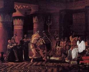 Времяпрепровождения в Древнем Египте 3 000 лет назад — Лоуренс Альма-Тадема